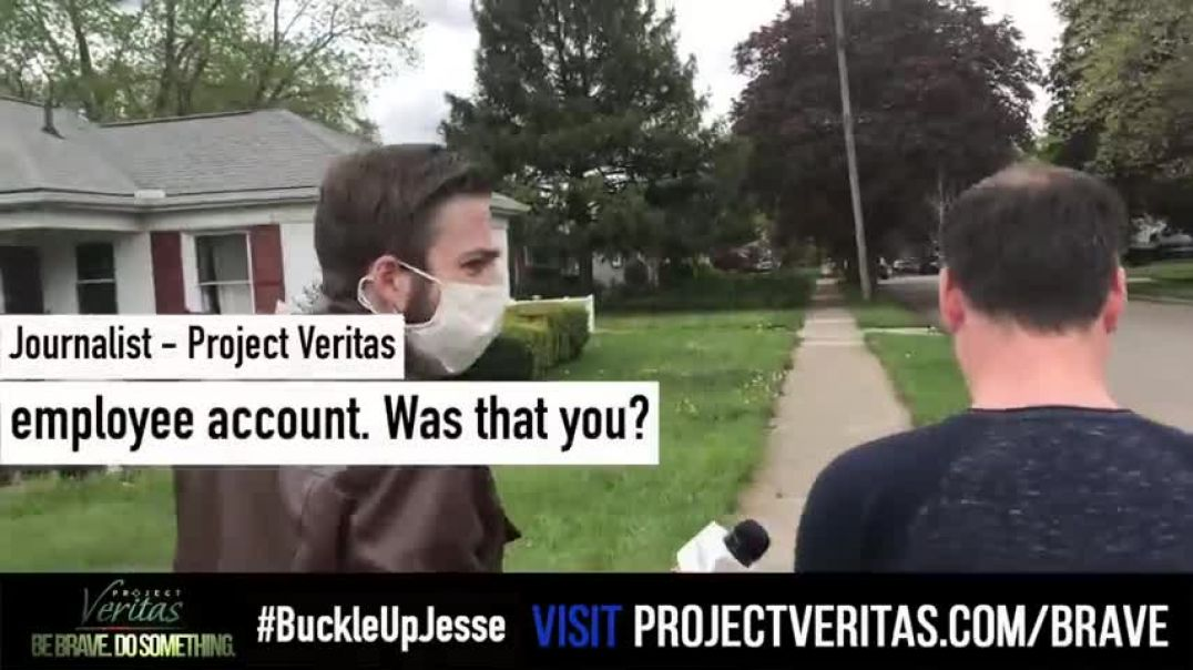 BUSTED Freelance Reporter Jesse Hicks Confronted With Proof He Impersonated Project Veritas Staff