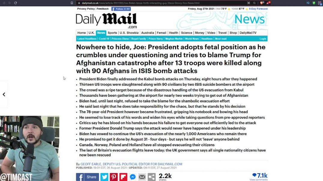 US Provided List Of Americans To The Taliban Igniting Shock And Outrage, Some Argue This Is TREASON