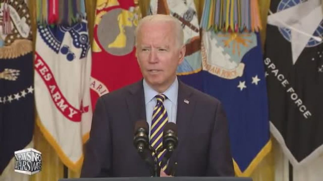 Biden's Engineered Collapse of Afghanistan Hands Taliban a Major Victory